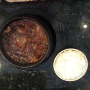 Catfish in clay pot
